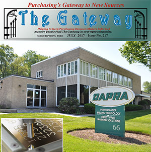 Dapra Marking in The Gateway