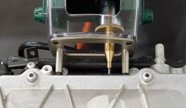 Automotive Part Marking & Traceability