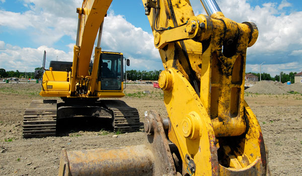 Marking Agriculture, Construction & Heavy Machinery Components