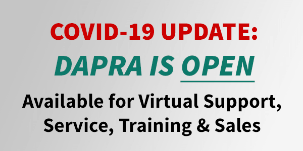 Dapra is open during COVID-19