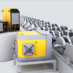 M4 Inline part marking system for production lines