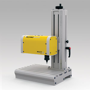Bench-top part marking system