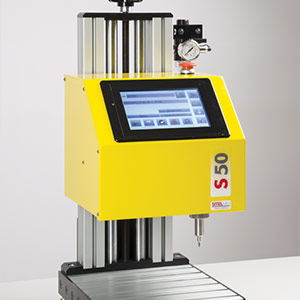 Bench-Top Pneumatic Vibro Marking Systems