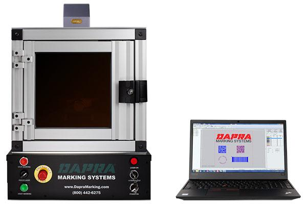 200i series compact laser marking workstation