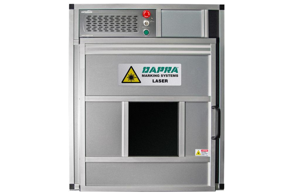 400i laser marking cabinet with Datamark laser