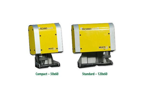 Combo system marking head options