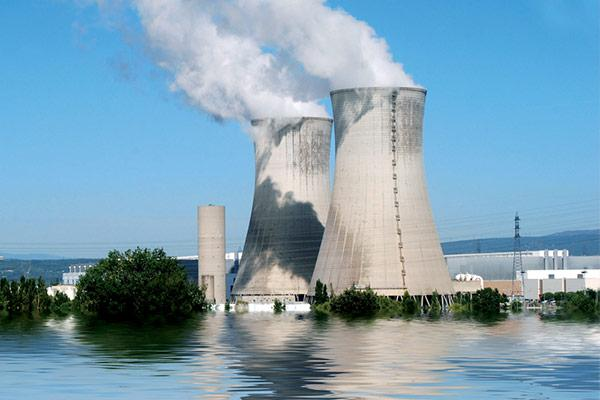 Marking energy industry components - nuclear plants, power generation