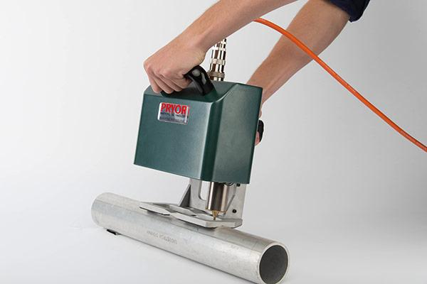 Portable part marking system