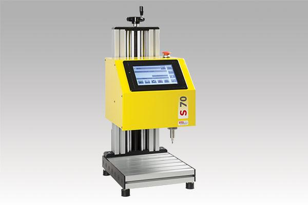 Sitel S70 Bench-Top Electromagnetic Part Marking Machine