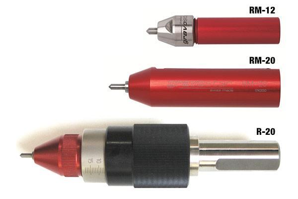 R/RM Series CNC scribing tools