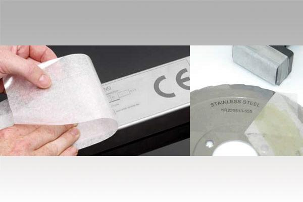 Thermal disposable stencil paper
