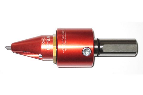 WS-20 coolant-driven CNC vibro peen marking tool